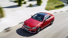 Mercedes Classe C Coupé 2015 - Immagine: 5