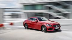 Mercedes Classe C Coupé 2015 - Immagine: 7