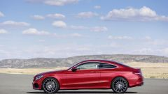 Mercedes Classe C Coupé 2015 - Immagine: 13