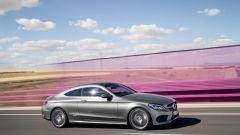 Mercedes Classe C Coupé 2015 - Immagine: 20