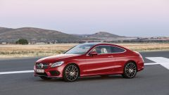 Mercedes Classe C Coupé 2015 - Immagine: 11
