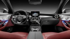 Mercedes Classe C Coupé 2015 - Immagine: 4
