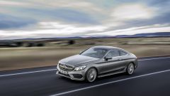 Mercedes Classe C Coupé 2015 - Immagine: 16