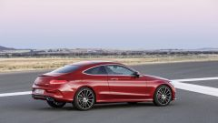 Mercedes Classe C Coupé 2016 - Immagine: 14