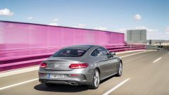 Mercedes Classe C Coupé 2016 - Immagine: 4