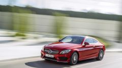 Mercedes Classe C Coupé 2016 - Immagine: 7