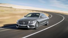 Mercedes Classe C Coupé 2016 - Immagine: 16