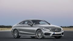 Mercedes Classe C Coupé 2016 - Immagine: 18
