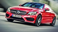 Mercedes Classe C Coupé 2016 - Immagine: 1