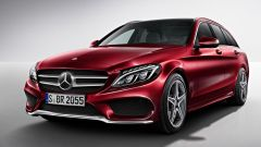 Mercedes Classe C Station Wagon AMG Line - Immagine: 1