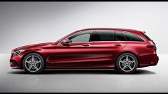 Mercedes Classe C Station Wagon AMG Line - Immagine: 3