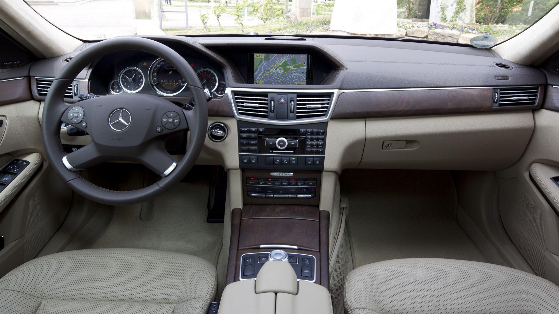 Immagine 27: Mercedes Classe E 2011