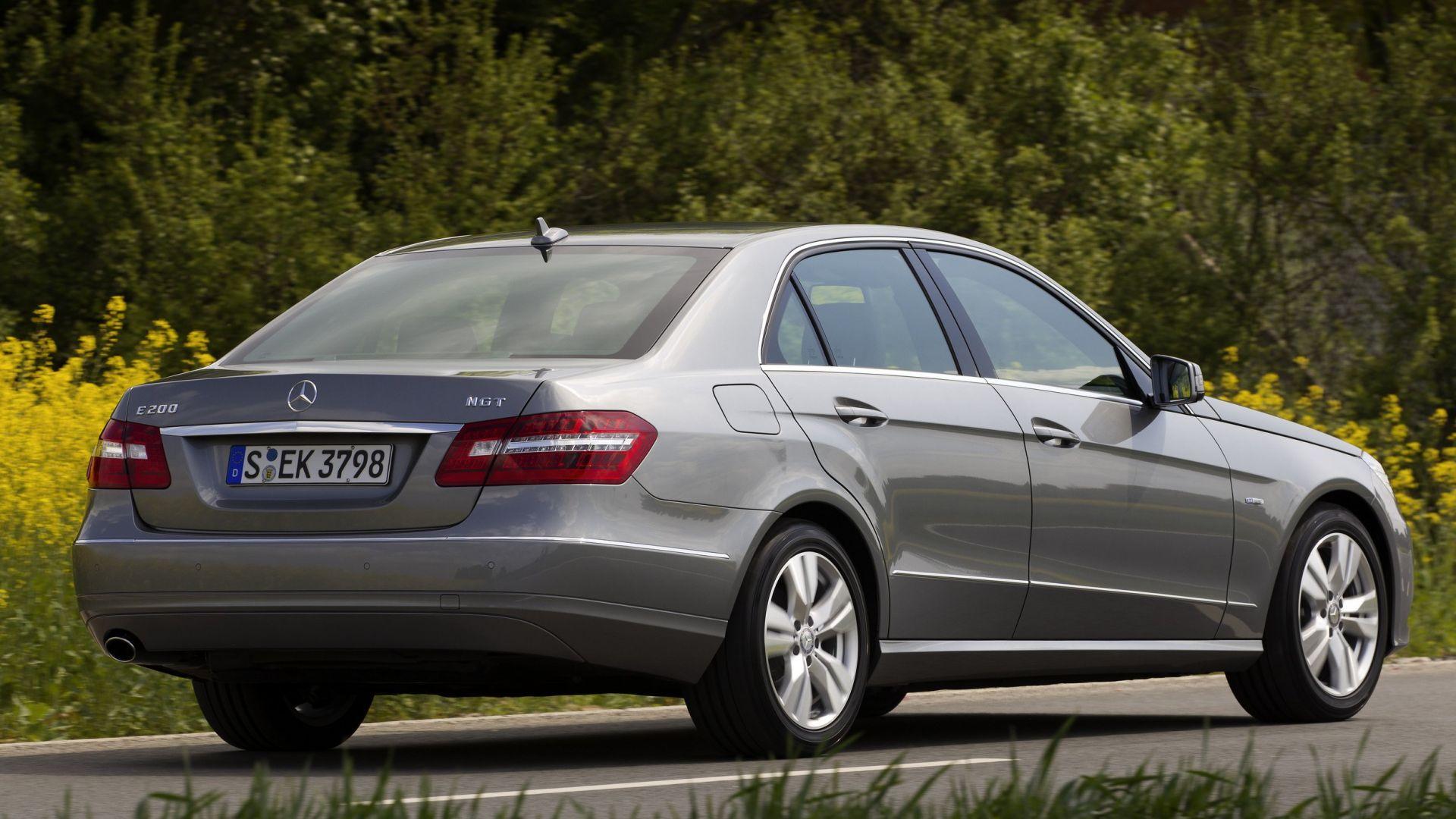 Immagine 7: Mercedes Classe E 2011