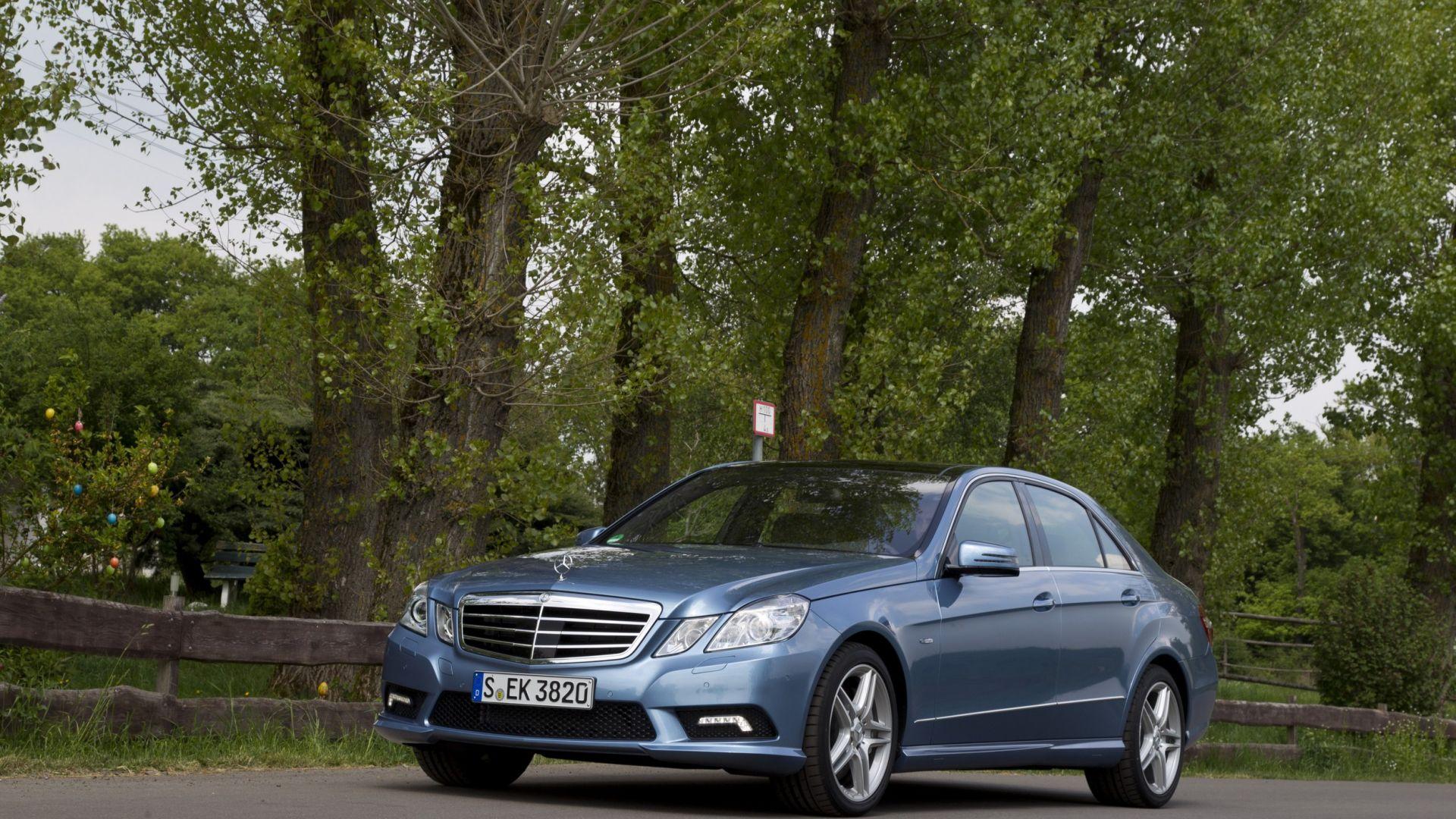 Immagine 16: Mercedes Classe E 2011