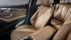 Mercedes Classe E 2016: gli interni - Immagine: 3