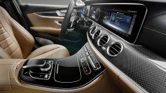 Mercedes Classe E 2016: gli interni - Immagine: 4