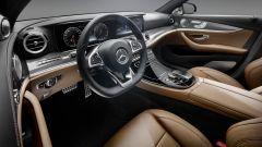 Mercedes Classe E 2016: gli interni - Immagine: 5