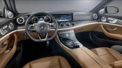 Mercedes Classe E 2016: gli interni - Immagine: 1