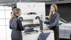 Mercedes Classe E 2016: gli interni - Immagine: 13