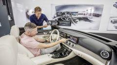 Mercedes Classe E 2016: gli interni - Immagine: 15