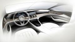 Mercedes Classe E 2016: gli interni - Immagine: 16