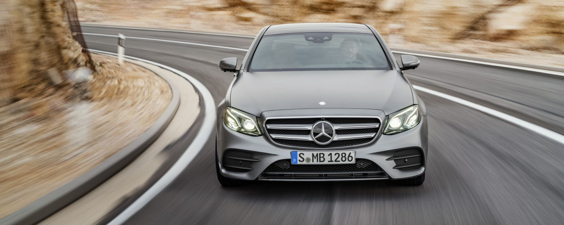 Mercedes Classe E 2016: il video