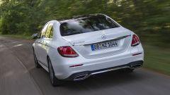 Mercedes Classe E 300 de, il plug-in hybrid passa al diesel - Immagine: 1