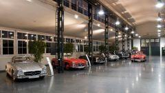 Mercedes Classe E: con la berlina verso il museo della Stella - Immagine: 31