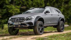 Mercedes Classe E All Terrain 4x4², la wagon monster truck - Immagine: 2