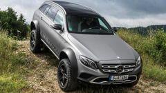 Mercedes Classe E All Terrain 4x4², la wagon monster truck - Immagine: 4