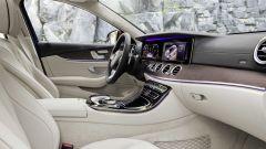 Mercedes Classe E All Terrain: anche gli interni sono confezionati su misura