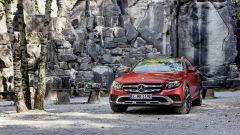 Mercedes Classe E All Terrain: il frontale