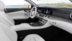 Mercedes Classe E Cabrio 2020: abitacolo