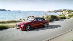 Mercedes Classe E Cabrio 2020: capote chiusa