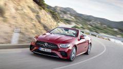 Mercedes Classe E Cabrio 2020: mild hybrid anche sul diesel