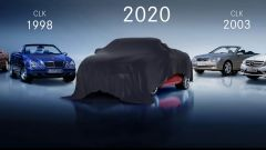 Mercedes Classe E cabrio: il 27 maggio sarà svelato il restyling suo e della coupé