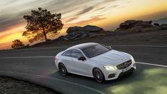 Mercedes Classe E Coupé: a richiesta si possono avere le luci LED Multibeam