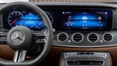 Mercedes Classe E Coupé e Cabrio: prima immagine degli interni - Immagine: 1