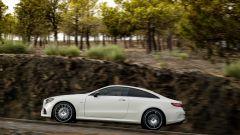 Mercedes Classe E Coupé: il passo è cresciuto di 11,3 cm