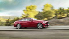 Mercedes Classe E Coupé: la lunghezza cresce di 12,3 cm, per un totale di 4,82 metri