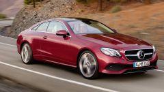 Mercedes Classe E Coupé: la presentazione live è prevista in occasione del Salone di Detroit 2017