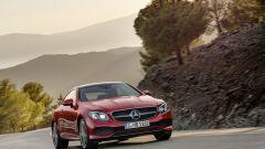 Mercedes Classe E Coupé: la trazione sarà posteriore o integrale, a seconda della motorizzazione scelta