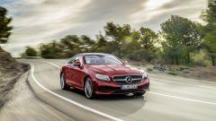 Mercedes Classe E Coupé: lo stile riprende quello della berlina