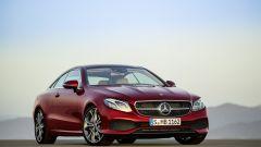 Mercedes Classe E Coupé: vista 3/4 anteriore