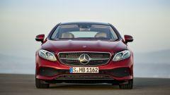Mercedes Classe E Coupé: vista anteriore