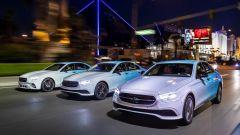 Mercedes Classe E facelift: debutto previsto a Ginevra 2020