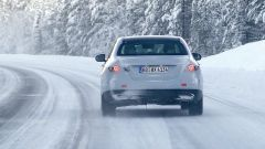 Mercedes Classe E facelift posteriore