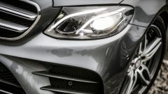 Mercedes Classe E: il fanale
