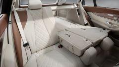 Mercedes Classe E Station Wagon: i sedili posteriori si abbattono con schema 40:20:40