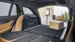 Mercedes Classe E Station Wagon: il bagagliaio ha un volume massimo di circa 1.820 litri